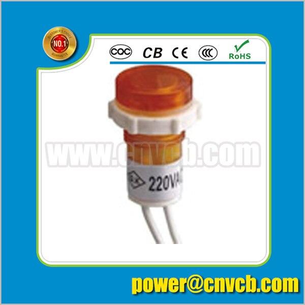 ZS115 15mm INDICATOR LIGHT/ PILOT LAMP /PILOT LIGHT 6V/12V /24V