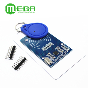 Image 3 - 10Sets RFID module RC522 MFRC 522 RDM6300 Kits S50 13.56 Mhz 125Khz 6cm With Tags SPI Write & Read for arduino