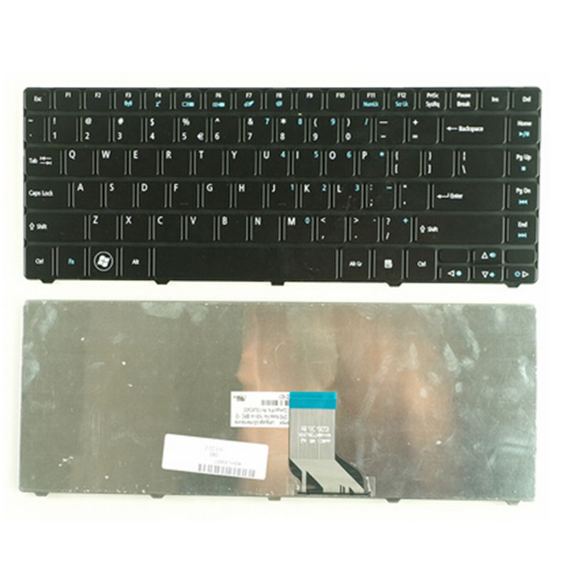 US For Acer Travelmate 8481 8481G 8481T 8481TG P4VC0 Black PK130J52A04 EC39 ID49 ID43laptop Keyboard