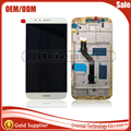 wholesale New LCD Display With Touch Screen Digitizer For Huawei G8 LCD Screen With frame Free Shipping