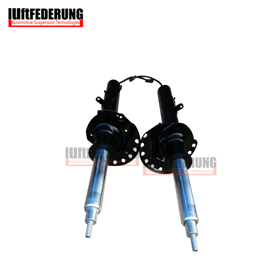 Luftfederung 2pcs Shock Absorber With Sensor Rear Suspension Spring Strut Assembly Fit Land Rover Evoque BJ3218080 BJ3218K004 moog st8569r complete strut assembly