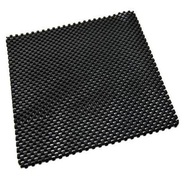 1Piece Hot Sale Big Size 22*19cm Flexible Black Color Car Non Slip Pad Anti Slip Dashboard Mat Auto Phone Cion Key Pads Holder