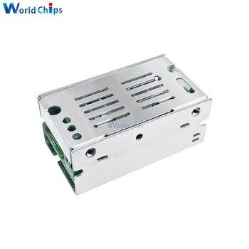 97.6% haute efficacité! Convertisseur dalimentation 200W DC-DC réglable 6 V-35 V à 6 V-55 V Module de chargeur + coque