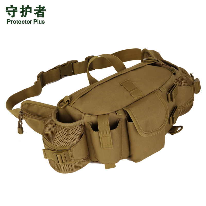 Outdoor Climbing Military Tactical Rucksacks Sport Camping Hiking Trekking Waist Bag Hot Sale