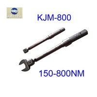 ARITER Preset Replaceable Head Torque Wrench 150 800NM 14*18 KJM 800 Single Head Insert Tools Adjustable Torque Wrench