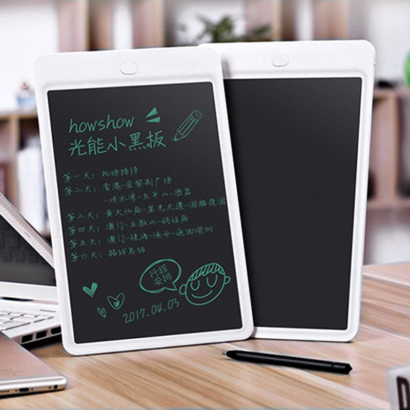 10 Inch Digital tablet Portable Mini LCD Writing Screen Tablet Drawing Board + Stylus Pen graphics pad for kids