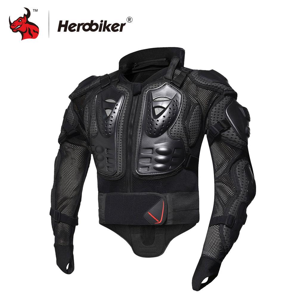 Мотоцикл броня гонки по бездорожью Тело Шея Протектор Куртка Мотокросс Мотоцикл Куртка Мото-куртки + Шею Защитника