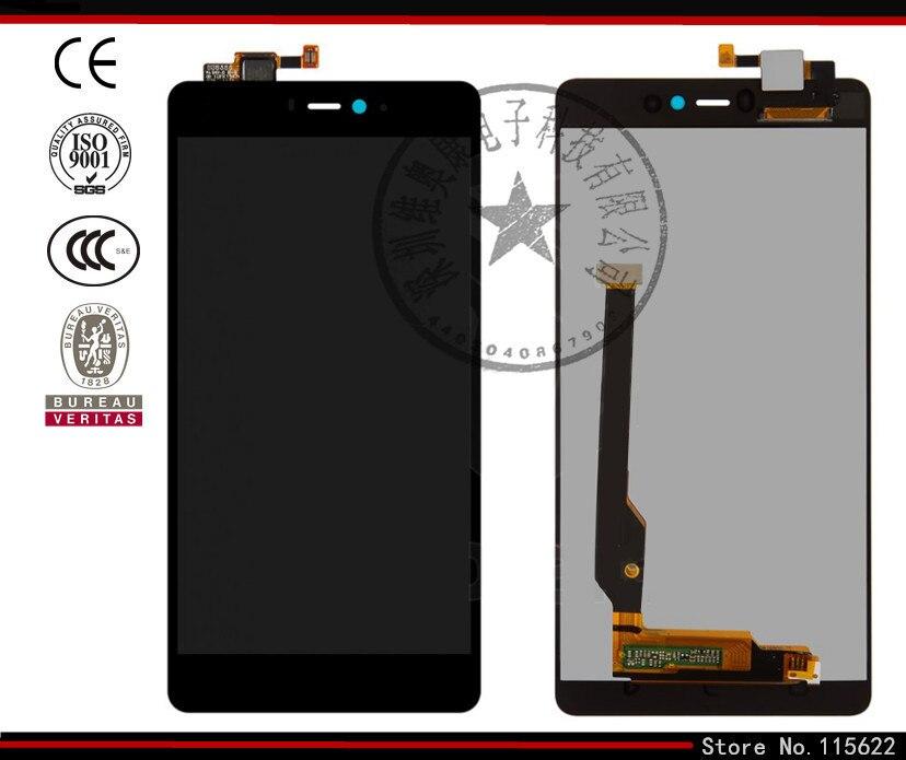 Pantalla lcd de pantalla para el teléfono celular de xiaomi mi4c, (negro, origin
