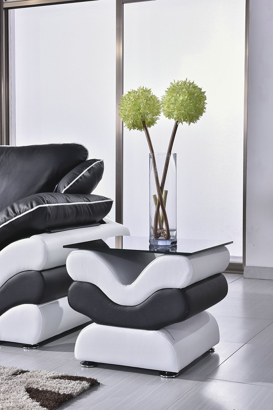 2018 Modern Hot Sale Sale Bean Bag Stol Chaise Beanbag Soffor för - Möbel - Foto 5