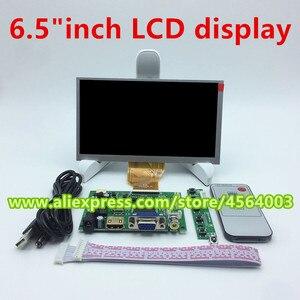ЖК-экран 6,5 дюйма 800*480 HD, плата управления AT065TN14, HDMI, VGA, 2AV, для raspberry, orange, банан, pi, плата драйвера