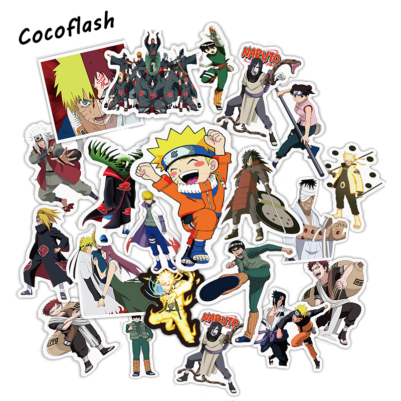 Cheap for all in-house products stickers naruto in FULL HOME