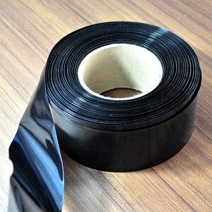 Noir 32mm assortiment thermorétractable Tube thermorétractable gaine fil d'enveloppe pour batterie RC Lipo