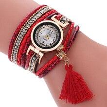 JBRL Marca Moda Tassel Pulseira Relógio de Pulso Mulheres Relógios Senhora Relógio de Quartzo de Luxo Relógio Feminino Montre Femme Relogio feminino