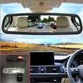 5 ''TFT LCD Monitor de Espelho de Carro Estacionamento Assistência Car Styling Para Lexus IS300 IS200 É 300 200 2001 ~ 2005 com Câmera Traseira Do Carro