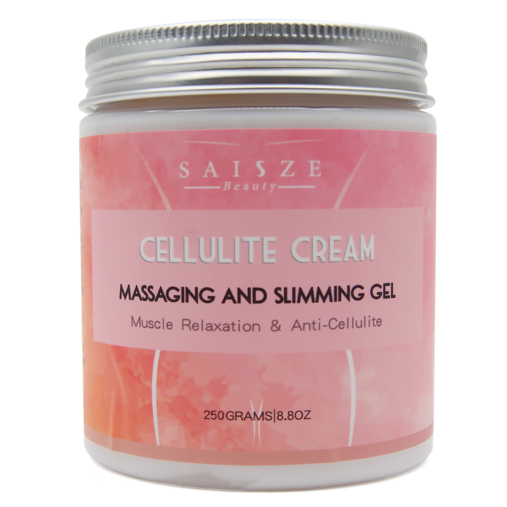250g Drop Shipping Cellulite Slimming Cream Hot Massage Leg Skin Relax Cream Adipose Massage Weight Burning Loss
