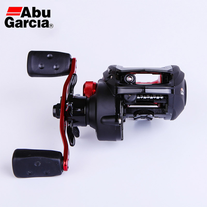 Abu Garcia Black Max3 BMAX3 Right Left Hand Bait Casting Fishing Reel 5BB 6.4:1 202g MaxDrag 8kg Baitcasting Reel abu garcia revo3 sx hs hs l 10bb 7 1 1 bait casting reel super smooth low profile water drop wheel left right hand max drag 9kg