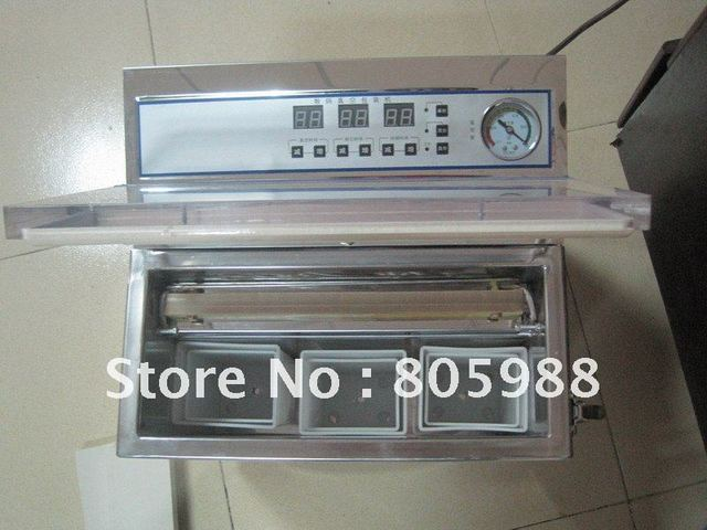 One year warranty tea bag vacuum sealing machine, vacuum packing machine