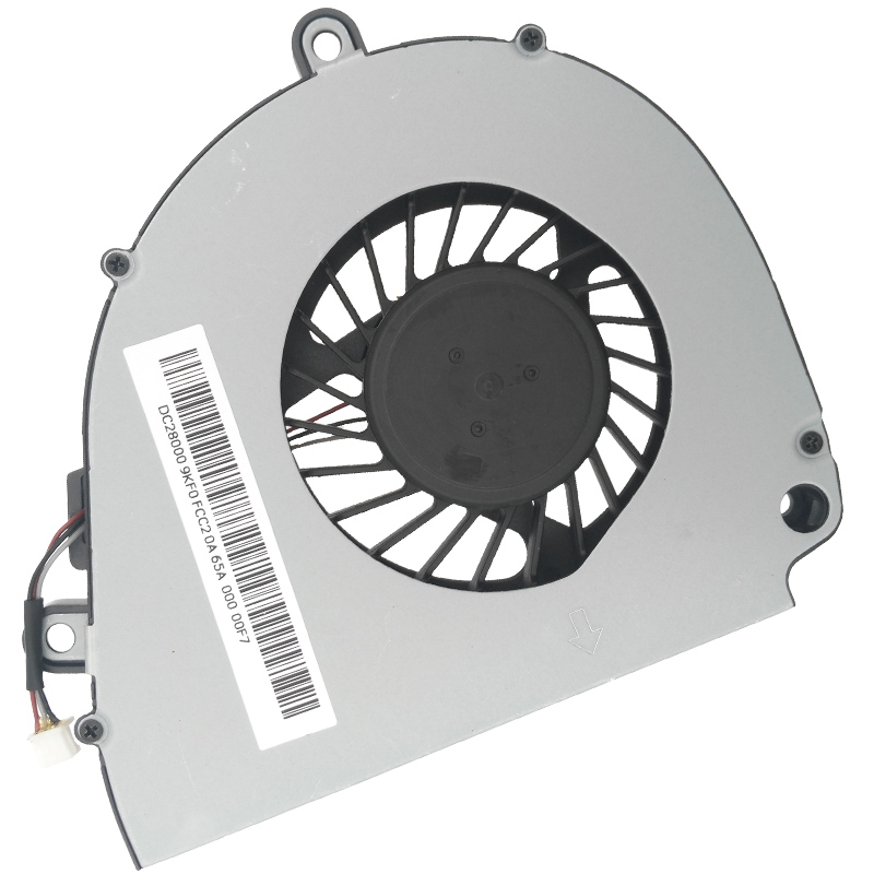 Купить с кэшбэком New Laptop Cooling Fan For Acer Aspire 5750 5755 5350 5750G 5755G For Integrated graphics PN:MF60090V1-C190-G99 AB09005HX10G300