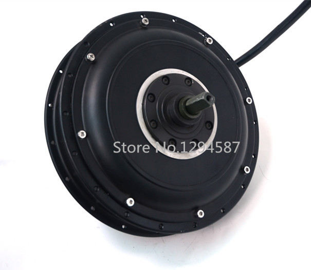 Electric bike brushless dc hub motor 5000w for electric for Fastest electric bike hub motor