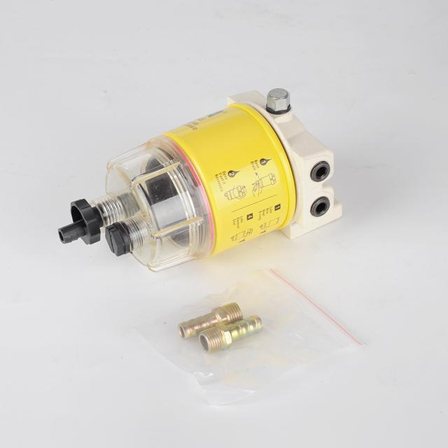 Universal não Racor R12T 140R 120AS orginal substituição do filtro separador de água de combustível do motor diesel de caminhão sedan pickup