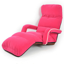 Living Room Modern Chaise Longue Furniture  Floor Seating 6 Colors Upholstered  Leisure Armchair Sleeper Sofa Bed Chaise Longue