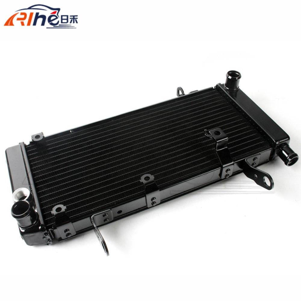 new type motorcycle accessories radiator cooler aluminum motorbike radiator For Suzuki SV1000S 2003-2004 03 04