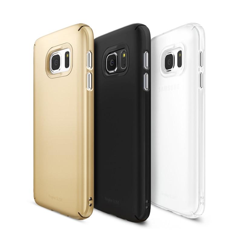 bilder für 100% Original Ringke Dünne Ultimative Dünne Leichte 360 Grad Rand Abdeckung Schutzhülle für Galaxy S7/S7 Rand