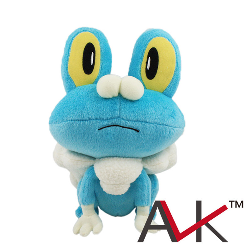 Anime XY 18 32cm Pocket doll Froakie Plush Newest Doll Toy Stuffed Dolls good Gifts for