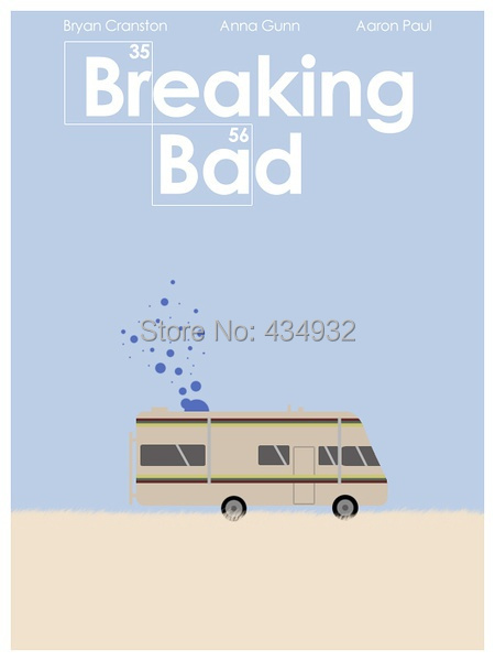 Min.order is 10 (mix order )Exclusive selling Breaking bad04 Waterproof Personalized laptop stickers Box stickers[Single]