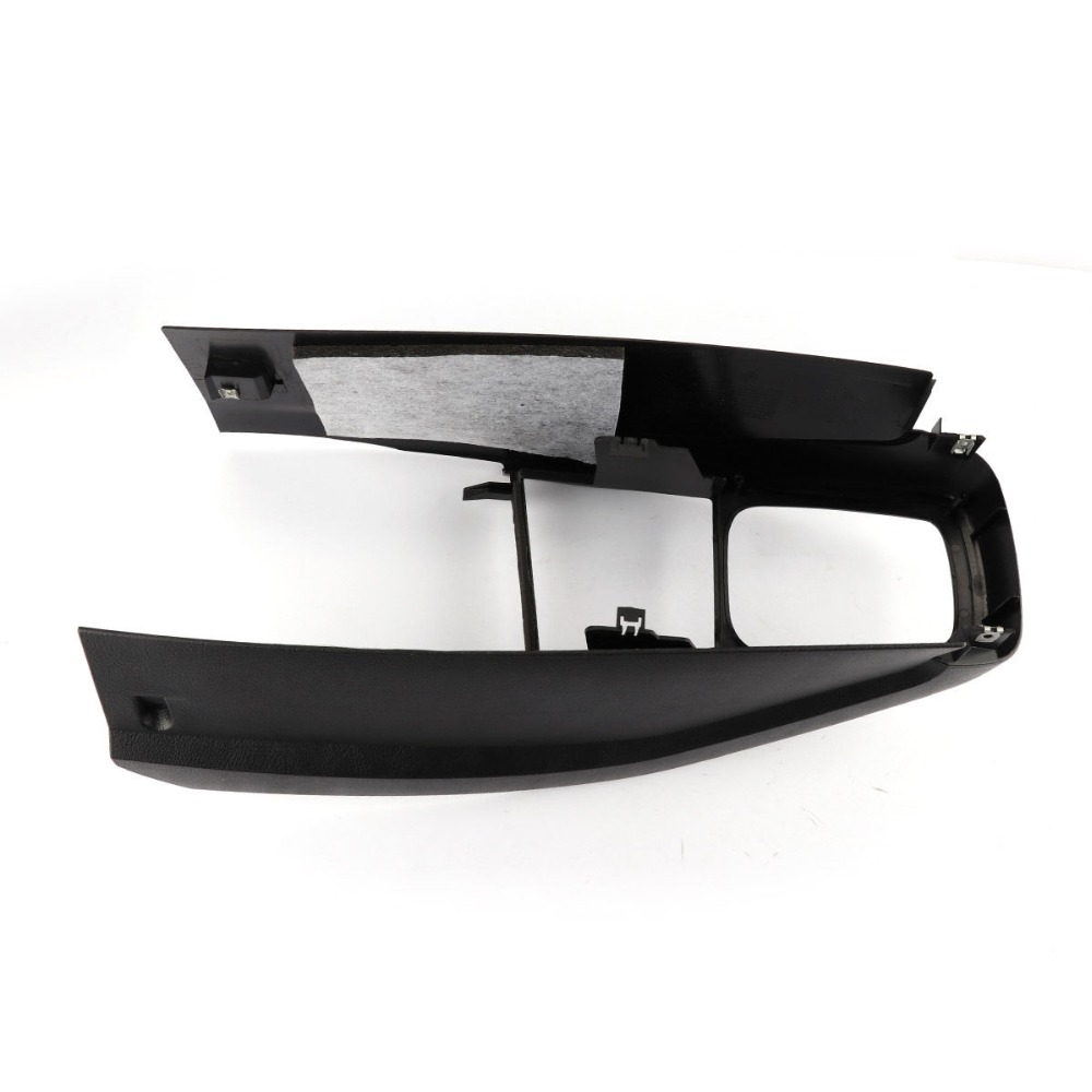 Front Black 1J1863201 OEM Center Console Assembly For VW Jetta Golf MK4