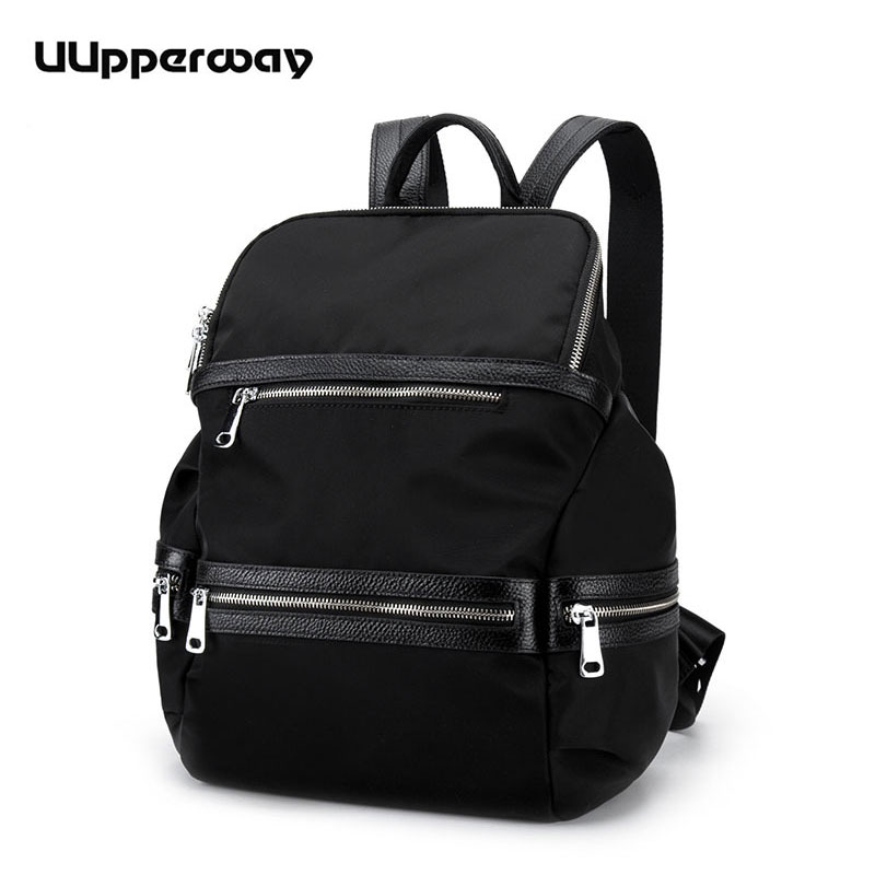 Oxford Backpack Mochila Schoolbag Shoulders-Bag Classic Female Waterproof Women Student