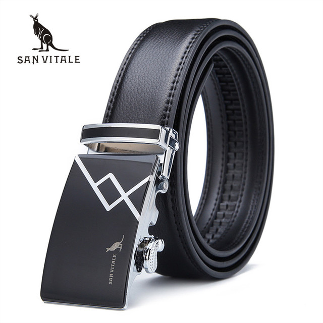 2017 Brand men's fashion Luxury belts for male genuine leather Belt for man designer belt cowskin high quality free shipping