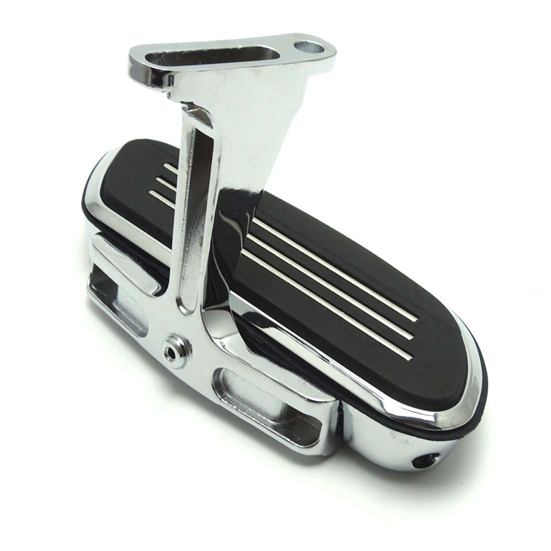 Aftermarket For Harley Touring Electra Glide Road King 1993-2016 Streamline Passenger Footboard Floorboard Mount Bracket Kits (5)