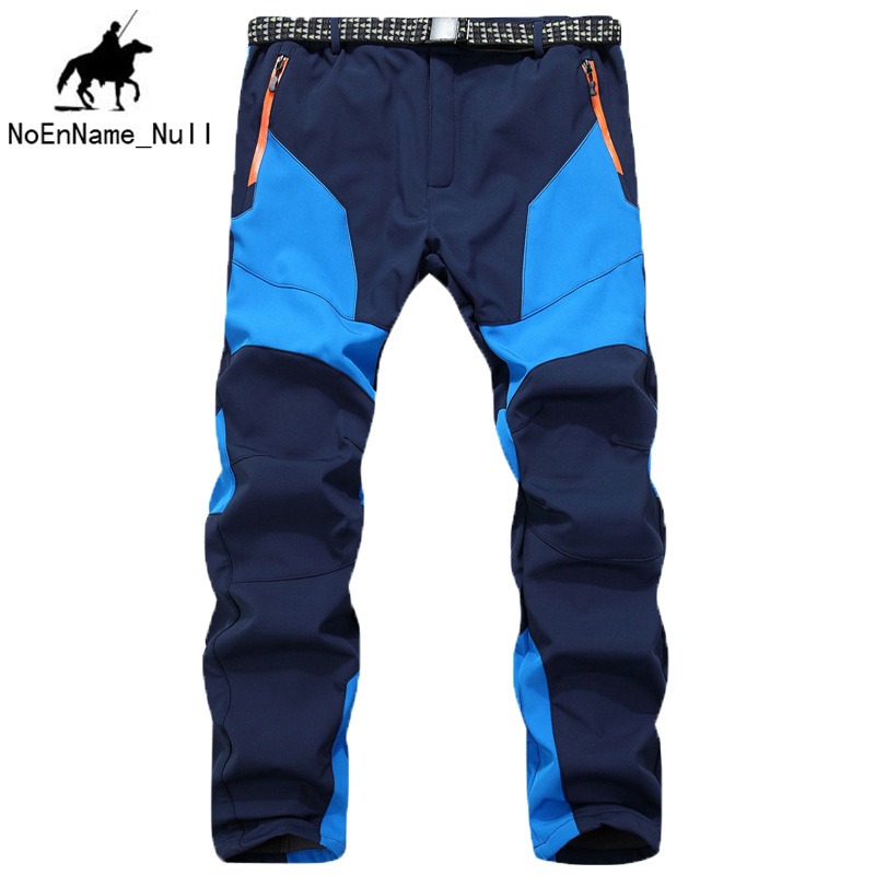 2016 Trousers Male Female New men Hiking Pants Winter Spring Waterproof Windproof Softshell Trousers Men's Outdoor Clothes 85 brand new autumn winter men hiking pants windproof outdoor sport man camping climbing trousers big sizes m 4xl free shipping