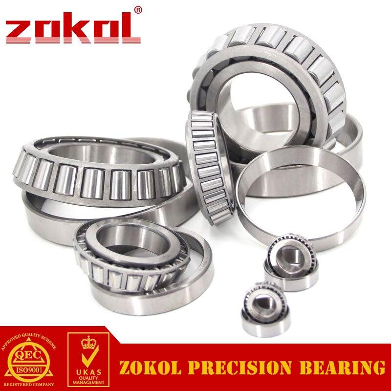 все цены на  ZOKOL bearing 32068X 2007168E Tapered Roller Bearing 340*520*112mm  онлайн