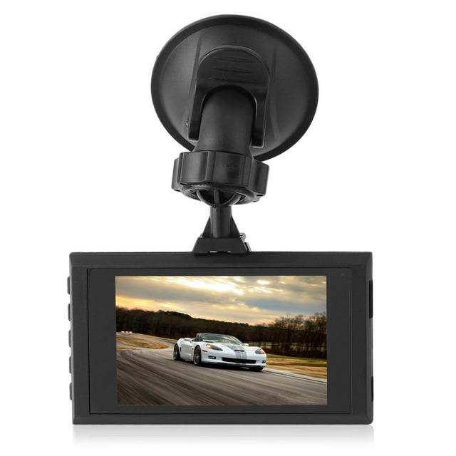 3 Inch LCD Full HD 1080P Night Vision Car DVR 170 Degree Viewing Angle Motion Detection & G-Sensor Video Cam Dash Cameras 1
