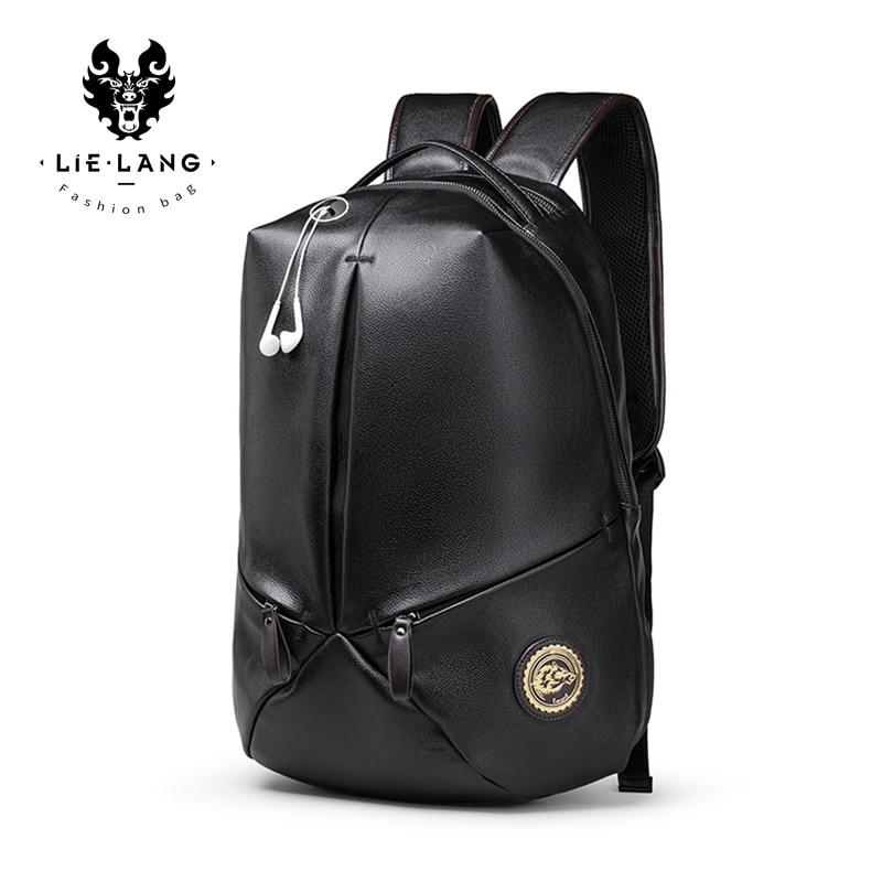 LIELANG New Design Backpack Men Waterproof Large Capacity 15.6 Inch Laptop Bag Backpack Men School Bags Mochila Masculina