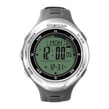 Sportstar открытый мастер Pro 3 спорт туризм интеллектуальный часы герат чсс наручные часы