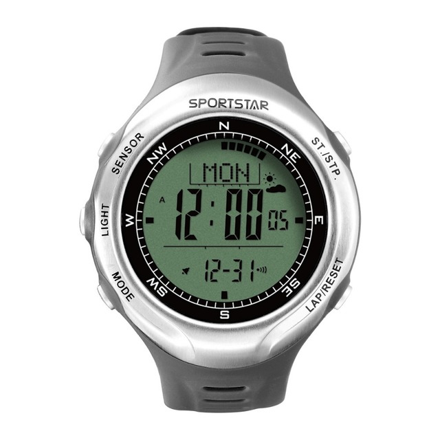 SPORTSTAR Outdoor Master Pro 3 sport hiking intelligent watch herat rate wristwatch