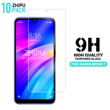 10 Pcs Tempered Glass For Xiaomi Redmi 7 7a 8A Screen Protector 2.5D 9H 8a Protective Film