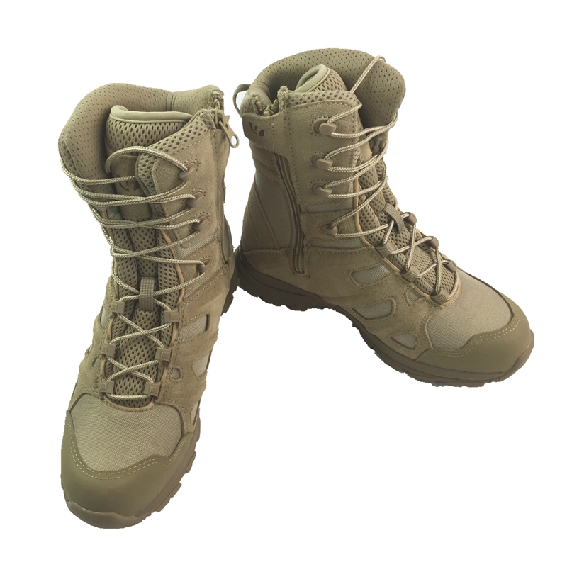 ФОТО HOT SALE Combat Boots Men Breathable Tactical Military Outdoor Sport Training Boots