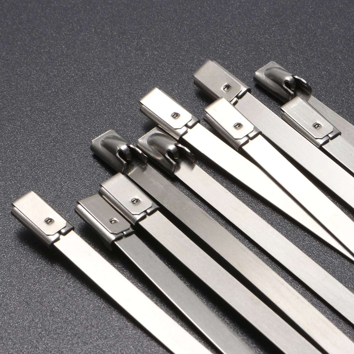 Others naked stainless steel cable ties