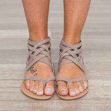 Women Sandals Plus Size Gladiator Sandals