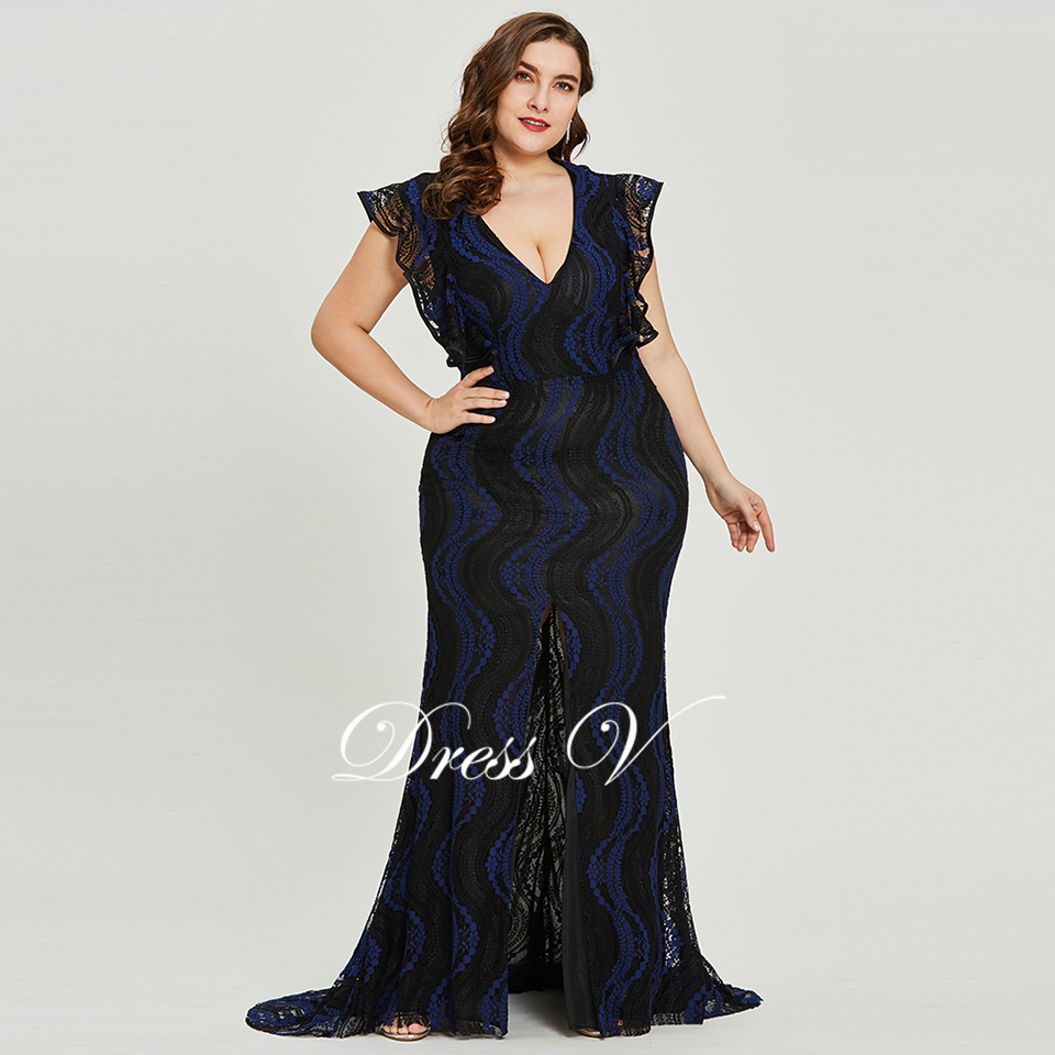 146908f005f9 Plus Size Party And Occasion Dresses