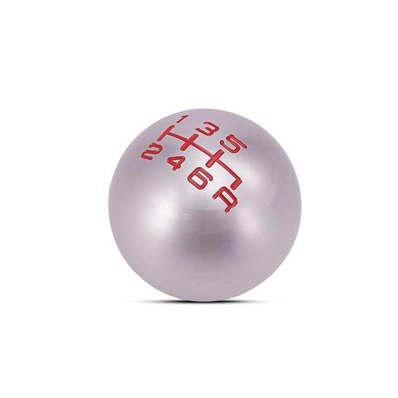 For Honda Acura 6 Speed Gear Shift Knob Ball JDM Racing Shifter Knob Manual Transmission With Lock Nut Billet Aluminum 14
