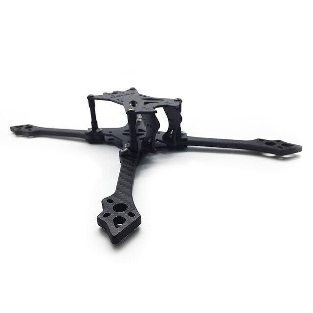 Racing HGLRC BATMAN 220mm Wheelbase Carbon Fiber frame kit for FPC RC drone Traversing Aircraft