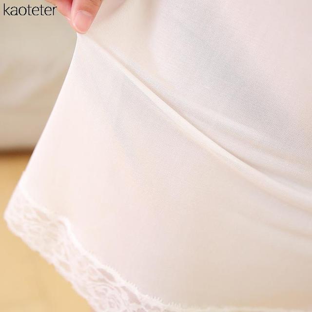 Pure Silk Slip
