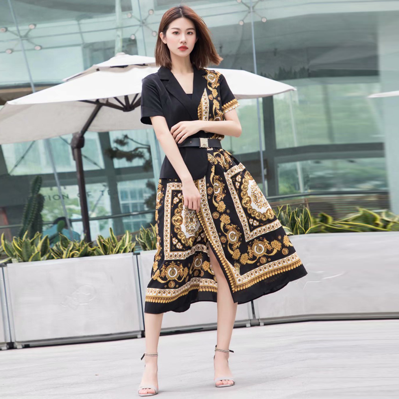 Long Dress High Quality 2019 Summer New Women S Fashion Party Casual Sexy Workplace Vintage Elegant