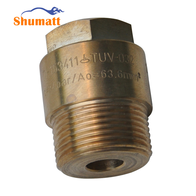Bus A/C Air Conditioning Compressor Componets Assembly Parts Safety Valve Covers for Bitzer 4NFCY 4PFCY 4TFCY 6NFCY 6PFCY 6TFCY
