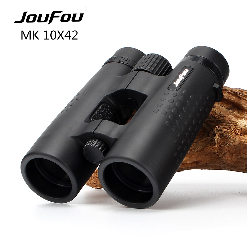 где купить JouFou 10X42 Binoculars Hunting Zoom Telescope High-powered HD Waterproof Shockproof Optical Night Vision Long Range по лучшей цене